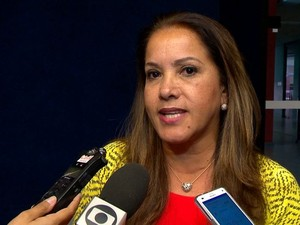Janete de Sá, relatora da CPI, disse que negociações são ilegais (Foto: Reprodução/TV Gazeta)