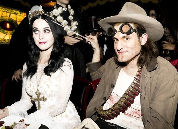 Katy e John (Foto: Reprodução)