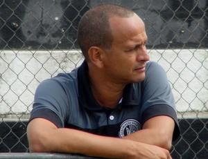 Jaelson Marcelino, técnico do ASA (Foto: Leonardo Freire/GloboEsporte.com)
