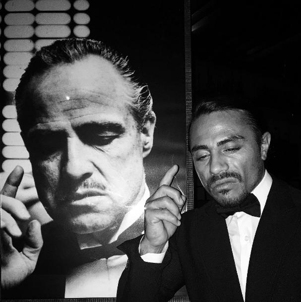 """O """"Salt Bae"""" também já fez o Marlon Brando (Foto:  Reprodução/Instagram)"""