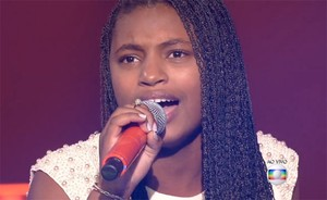 Malu Cavalcanti The Voice Kids (Foto: Reprodução/The Voice Kids)