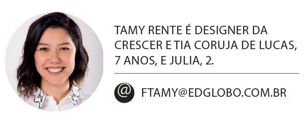 Tamy Rente (Foto: Bruno Marçal/Editora Globo)