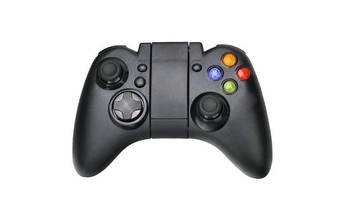 Há controles Bluetooth de todo tipo, inclusive os que imitam o Xbox 360 (Foto: Divulgação)
