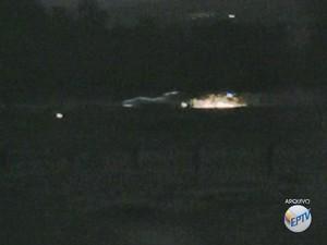 Fazendeiro já havia feito pouso forçado em 2010, em que monomotor pegou fogo (Foto: Reprodução EPTV)