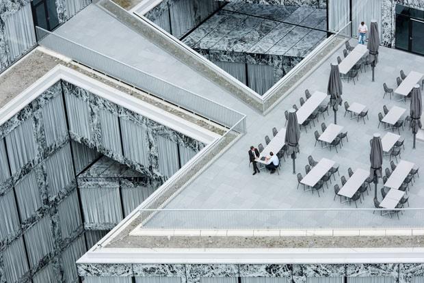 20 melhores fotos de arquitetura do ano (Foto: Adrien Barakat/Divulgação)