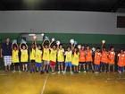 Projeto em Araxá incentiva prática esportiva nas escolas municipais