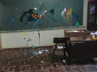 Crianças são suspeitas de depredar e defecar em escola no PR, diz polícia
