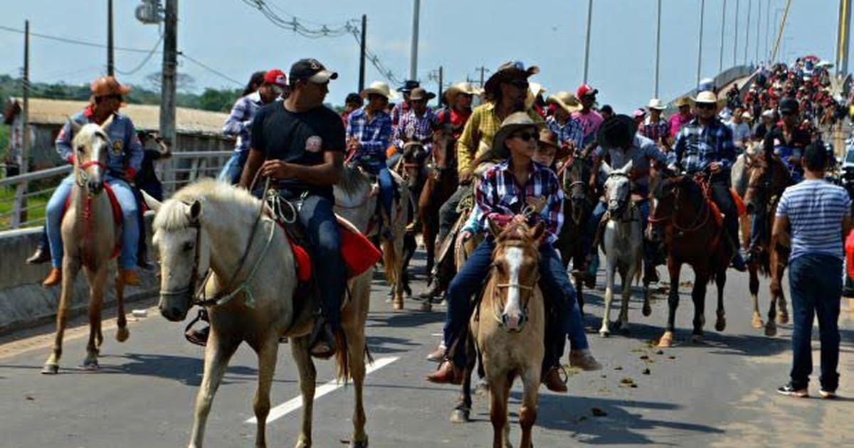 9fe532edff09b G1 - Cavalgada reúne mais de 5 mil pessoas em Cruzeiro do Sul - notícias em  Acre