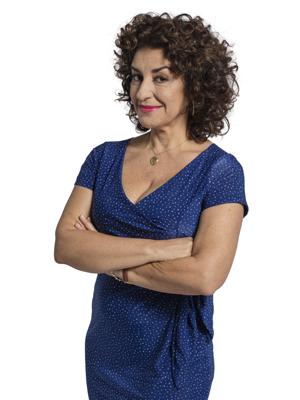 Quitria (Patricia Gaspar) (Foto: Universal Channel)