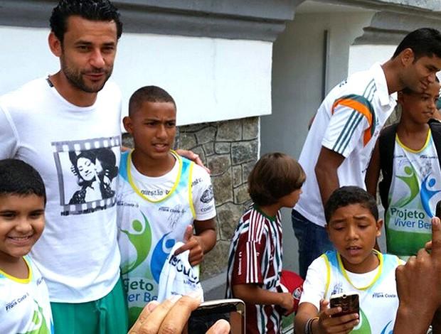Fred e Gum Fluminense