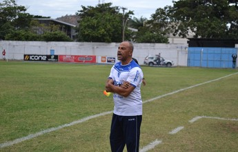 Após vaga na semifinal, técnico do Vitória-ES quer liderança e vantagens