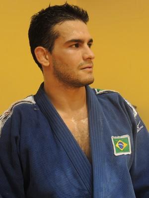 Leandro Guilheiro judô Saquarema (Foto: David Abramvezt)