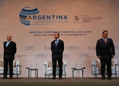 OMC  ARGENTINA (Foto: Agência Brasil)