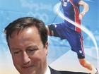 Premiê britânico aposta na Olimpíada para recuperar economia