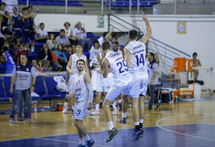 Minas, Basquete, NBB (Foto: Orlando Bento/MTC)