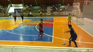 R10, Panamá, Sub-17 de futsal, Amapá (Foto: Divulgação/FAFs)