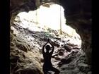 Isis Valverde curte dias de folga entre cachoeiras, caminhadas e namoro