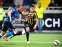 Atacante deixa interior de SP, vira artilheiro na Suécia e mira Ibrahimovic