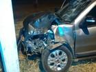 Colisão frontal entre carro e moto deixa uma pessoa morta na Bahia
