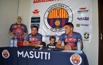 Barcelona fecha comissão e confirma 90% do elenco para o estadual