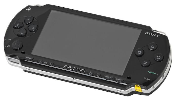 O PSP, primeiro portátil da Sony, é o novo videogame mais vendido da história (Foto: Reprodução/Wikipedia)