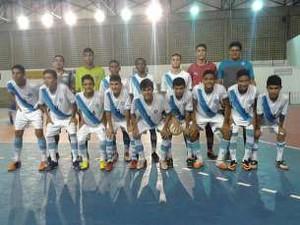 Futsal Paysandu (Foto: Divulgação / Ascom Paysandu)