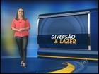 Confira as atrações para o fim de semana na região de Rio Preto