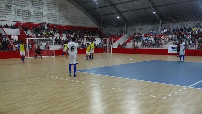 copa tv asa branca de futsal camocim  (Foto: André Ráguine / GloboEsporte.com)