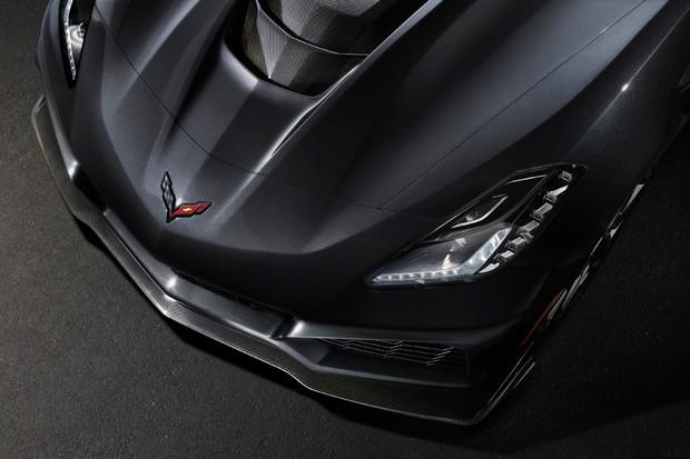 Chevrolet revela novo Corvette ZR1 (Foto: Divulgação)