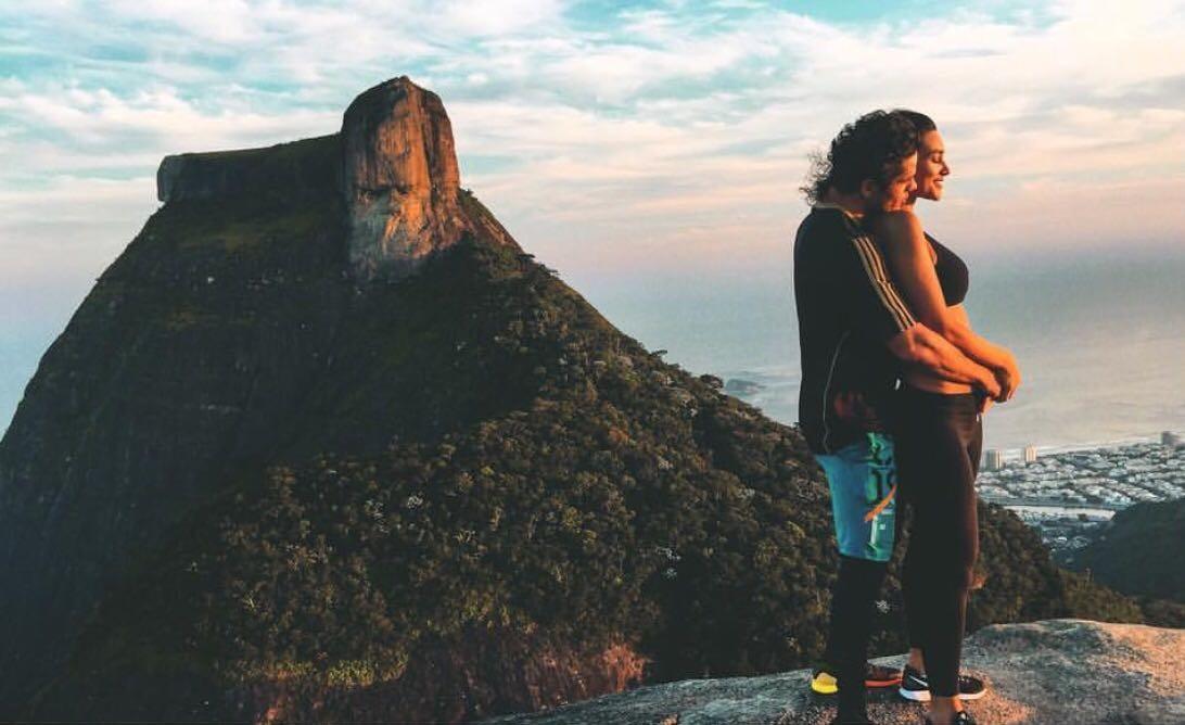 Debora Nascimento e Jose Loreto (Foto: Instagram)
