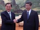 Próximo presidente da China promete laços pacíficos com Taiwan
