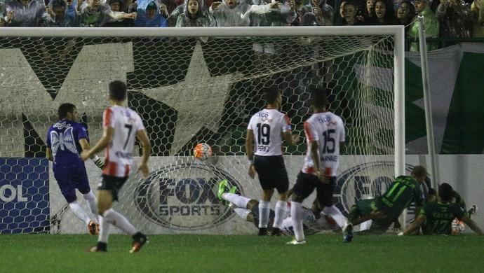 Chapecoense x Junior Barranquilla (Foto: Marcio Cunha)
