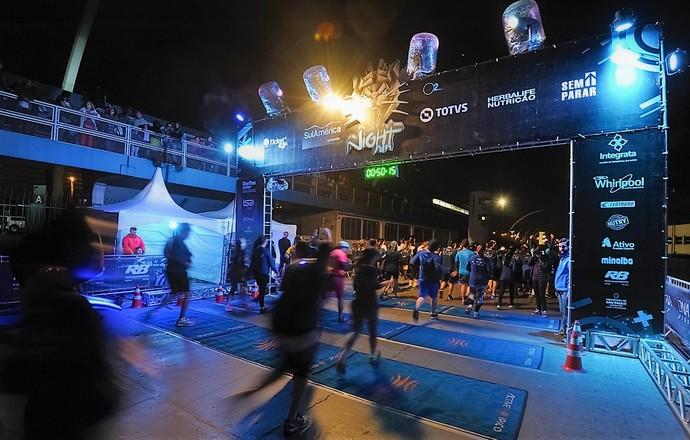 EuAtleta - night run (Foto: Divulgação)