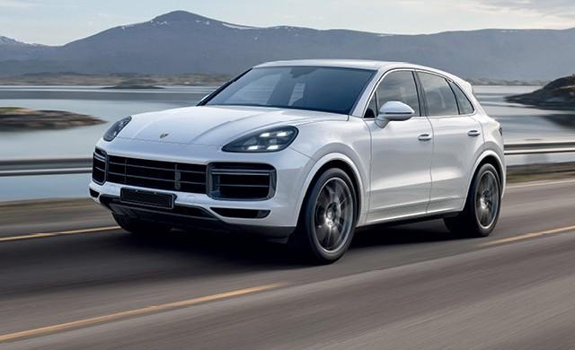 Porsche Cayenne (Foto:  )