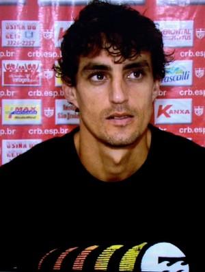 Clebinho CRB (Foto: Reperodução/TV Gazeta)