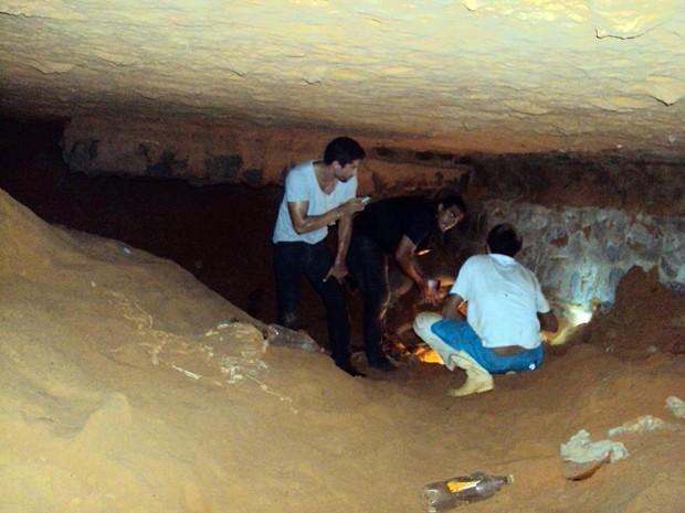 'Trabalho de anos', diz juiz sobre caverna achada sob presídio no RN
