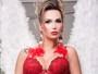 Eliana Amaral posa de anjinha sexy