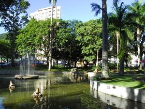 Parque Moscoso (Foto: Elizabeth Nader/ Divulgação)