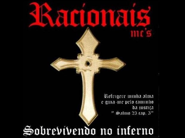 Disco Sobrevivendo no Inferno, do Racionais MC's (Foto: Divulgação/Racionais MC's)