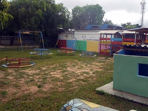 Paralisação em creches deixou 300 crianças sem aula em Franca (Foto: Stella Reis/EPTV)