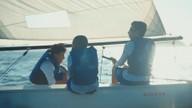 Aluno fala sobre a experiência de velejar na Baía de Guanabara