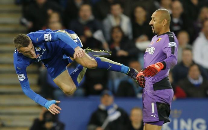 Jamie Vardy - Leicester (Foto: Reuters)