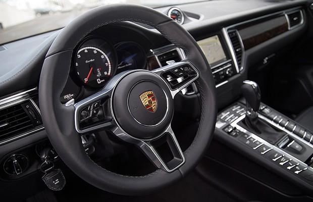 Porsche Macan (Foto: Porsche)