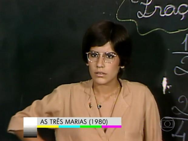 Glória Pires como Maria José (Foto: Divulgação)