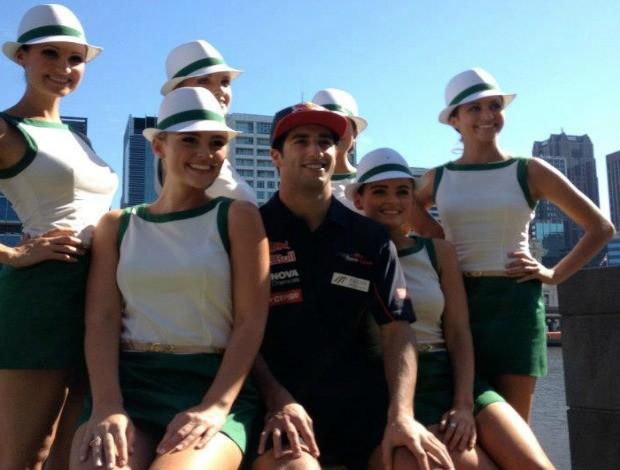 Daniel Ricciardo (Foto: Divulgação/Facebook)
