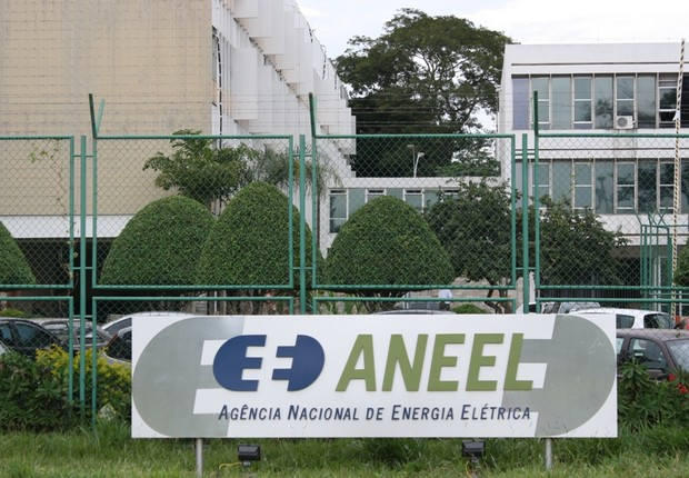 Sede da Agência Nacional de Energia Elétrica (Aneel) (Foto: Divulgação)