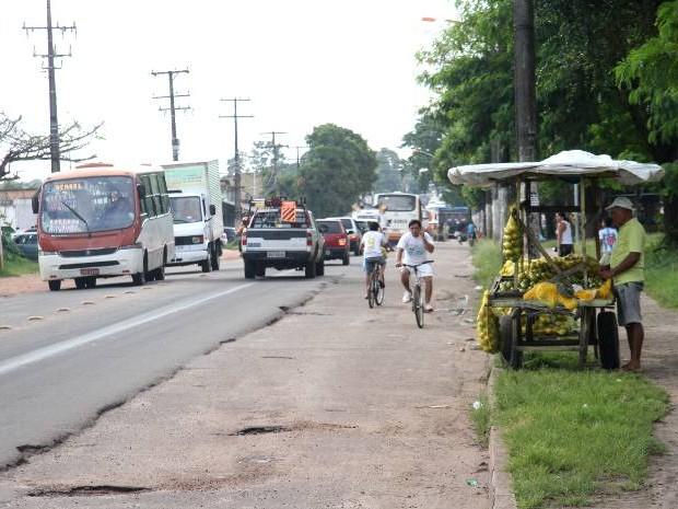 Cidade de Benevides fica a 25 km de Belém. (Foto: Elivaldo Pamplona/Amazonia Jornal)