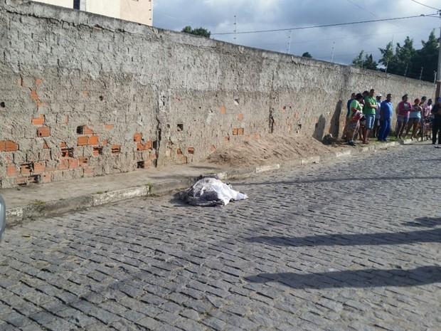 Morte ocorreu na tarde de quinta-feira, no bairro Campo Limpo (Foto: Divulgação/ Polícia Civil)
