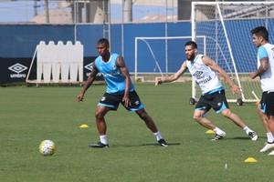 Walace Marcelo Oliveira Grêmio (Foto: Eduardo Moura/GloboEsporte.com)