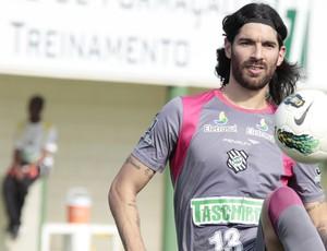 Loco Abreu, atacante do Figueirense (Foto: Luiz Henrique, Divulgação / Figueirense FC)
